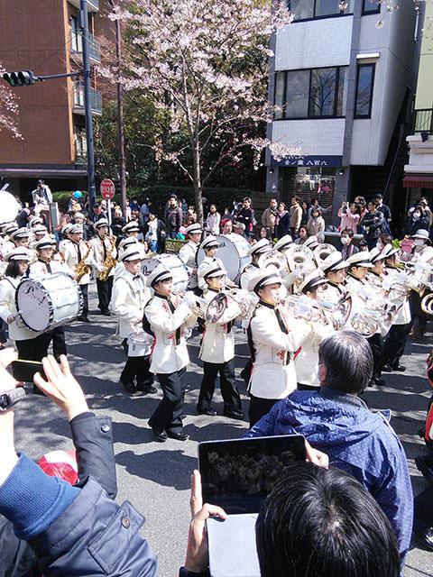 京華学園吹奏楽団